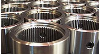 Sleeve Couplings - Continuous Sleeve Gear Coupling